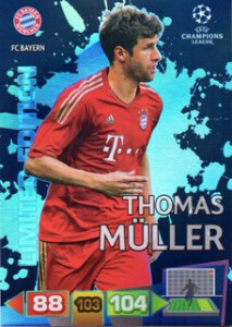 Limited Edition Muller Champions League 2011/2012